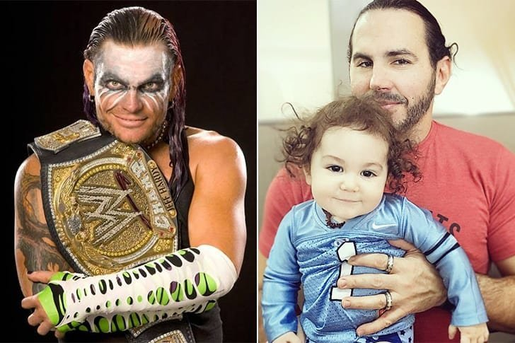 THESE WWE STARS' KIDS ARE GOING TO BE JUST AS BIG AS THEIR ...