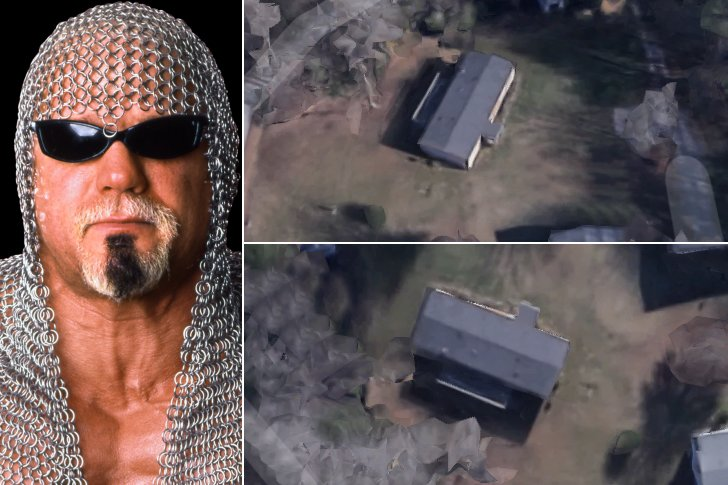 Town And Country Insurance >> THESE SUPER FANCY WRESTLING STAR HOMES ARE A SITE TO SEE ...