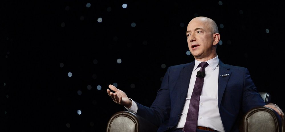 Jeff Bezos hails as the King of eCommerce and electronic retail stores after launching Amazon.com.