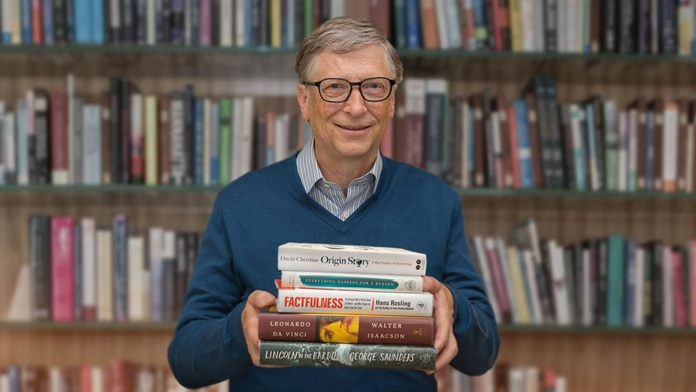 Bill Gates currently has an astounding net worth of $95 billion.