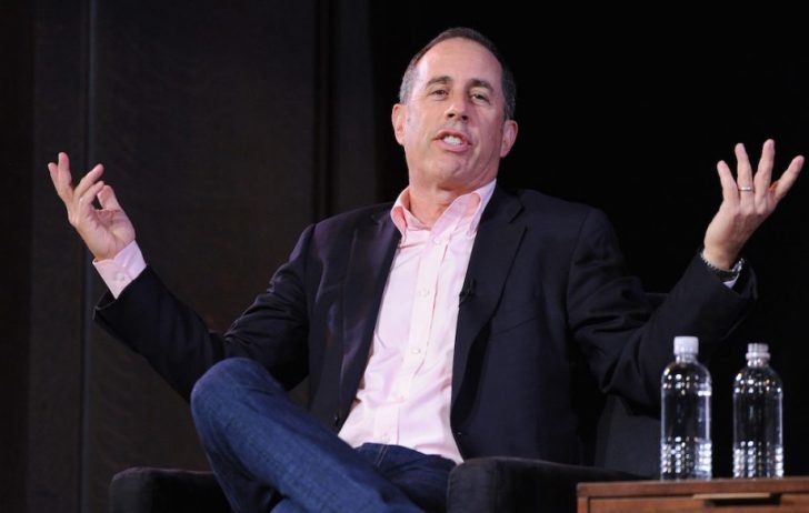 According to sources, Seinfeld hails as the highest-paid comedian of all time.