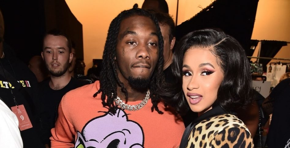 The financial experts lauded Cardi B and Offset's decision to be financially responsible and pay for their cars instead of leasing it.