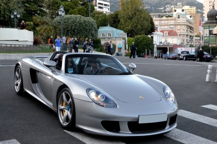 Eminem's soft spot for Porsche is apparent as he purchased his third car model of the same brand.
