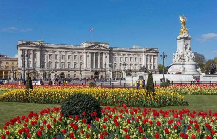 Queen Elizabeth allocated an astounding $485.5 million to have The Buckingham Palace renovated.