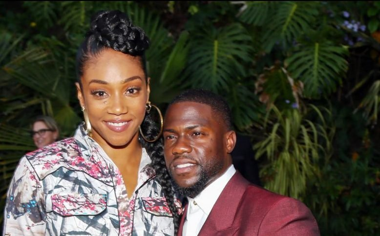 Haddish also revealed that Kevin Hart gave her $300 to get a place to stay for a week. They were performing together in