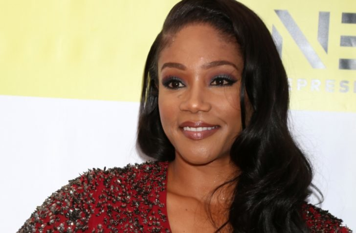 Haddish started her career by doing comedy gigs several years ago.