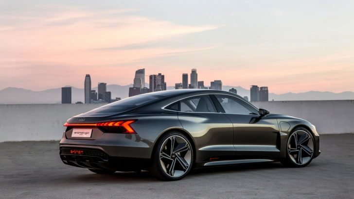 E-Tron GT is set to become the fastest electric charging vehicle in the market once it