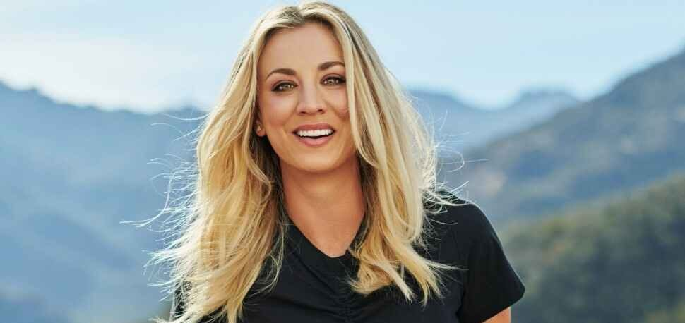 Cuoco says while she'll miss staying in the mansion, she's ready to move out and live together with her husband.