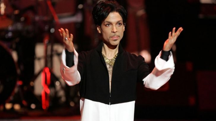 Prince was 57 years old when he died in 2015 due to substance abuse.