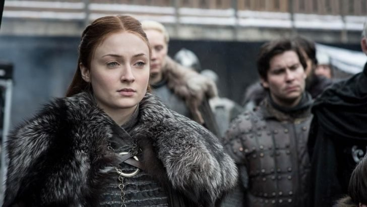 Sophie says she's contented to get paid around $175,000 to shoot for Game of Thrones.