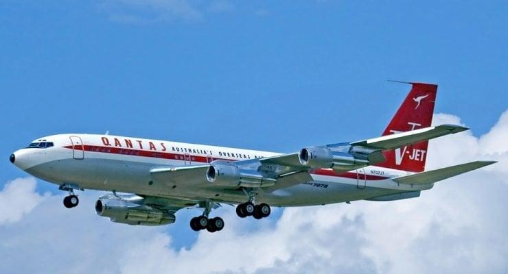 The Qantas company gave Travolta the title