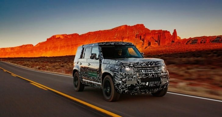 The Jaguar team hopes to launch a new, upgraded line of Land Rover units.