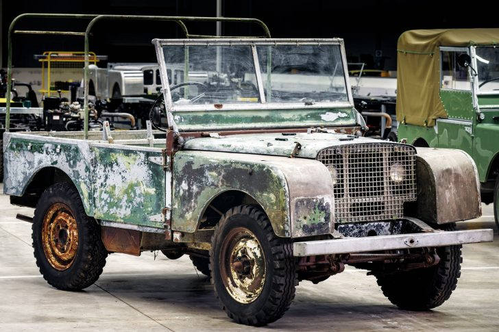 Last April 30, 1948, the original Land Rover became the British' iconic car after its remarkable debut in Amsterdam.